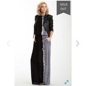 YF&B Kassandra Ombre Maxi Dress Size L